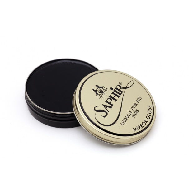 Saphir Medaille dOr Mirror Gloss Shoe Polish 75ml